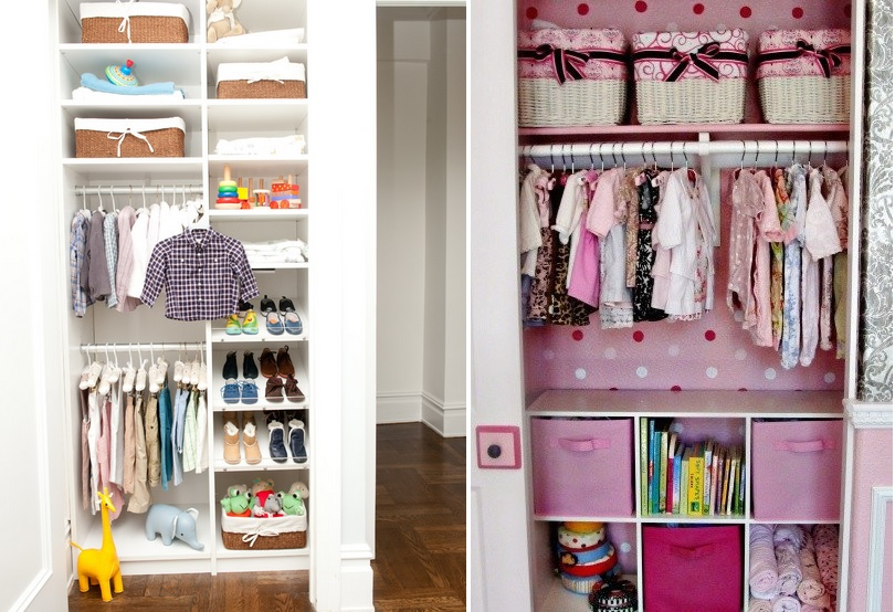 Incroyable Make The Most Of His/Her Closet.