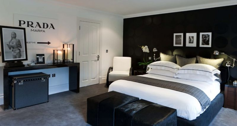 45 Timeless Black And White Bedrooms That Know How To Stand Out