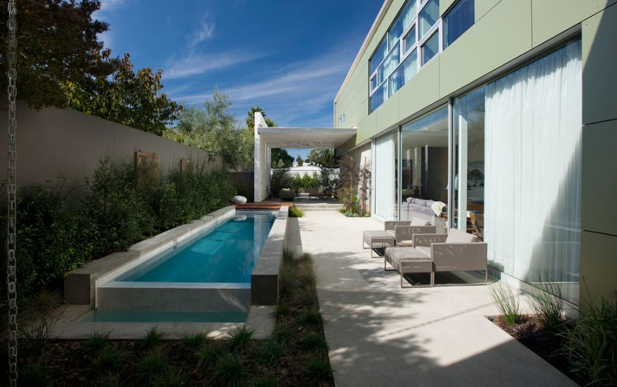 The benefits of lap pools and their distinctive designs for Narrow pools