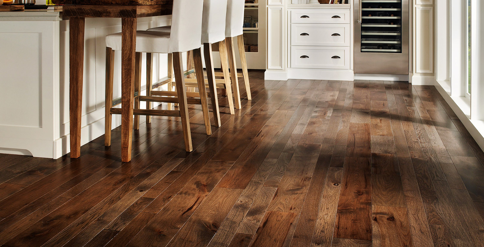 Bamboo Laminate Flooring Ideas Eco-Friendly.