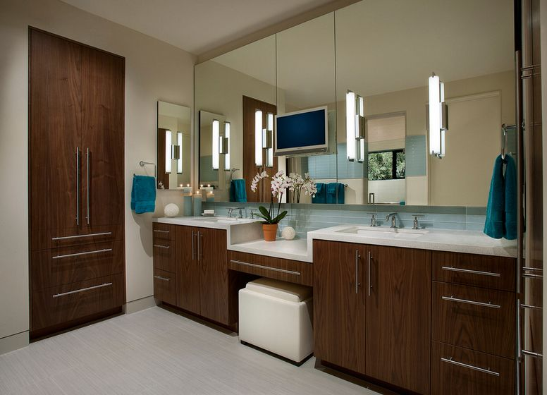 Sconces For Bathroom Mirror how to pick a modern bathroom mirror with lights
