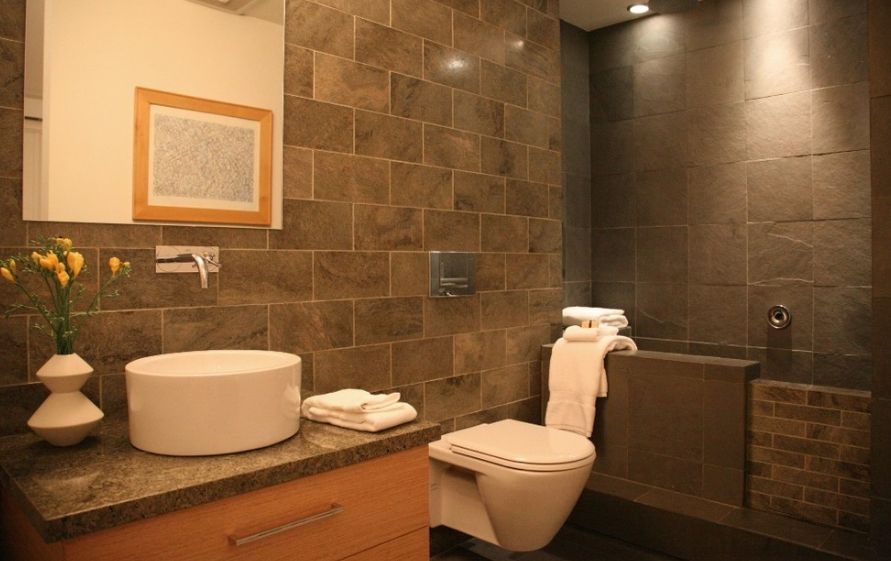 What makes wall hung toilets special features you should know for Small wc room design