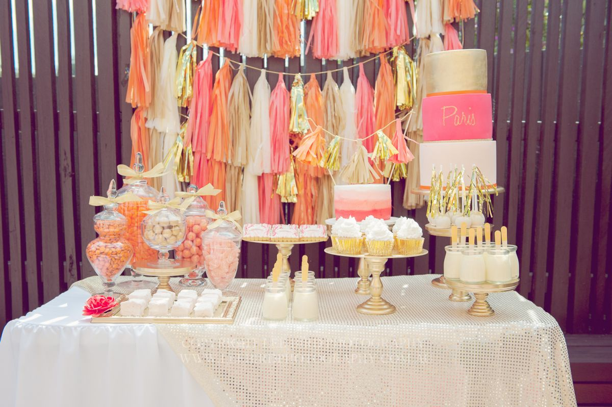 Stylish Fun Birthday Party Ideas For Little Girls