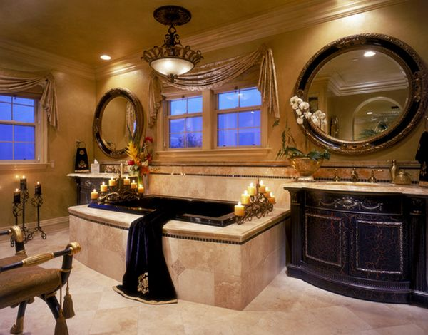 Pictures Of Luxury Bathrooms Unique The Defining Design Elements Of Luxury Bathrooms Review