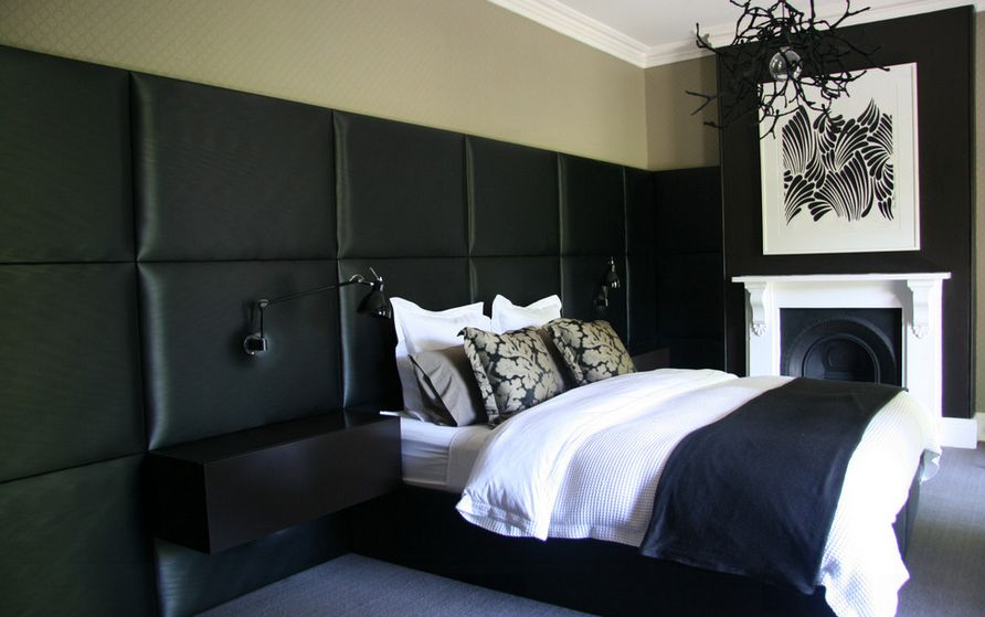 Bedroom Ideas Black And White 35 timeless black and white bedrooms that know how to stand out