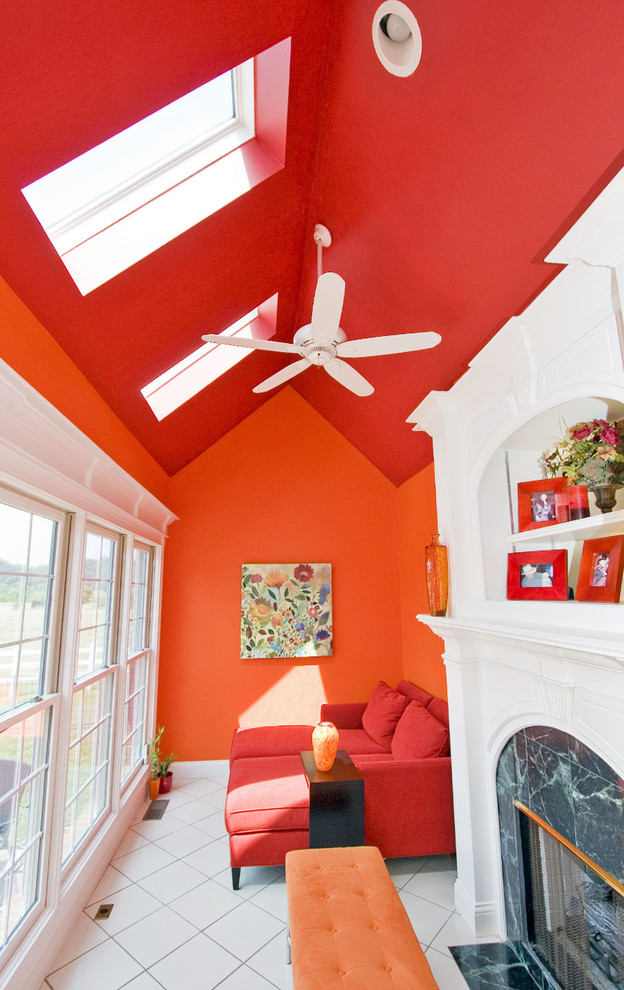 89553494ff1f Colors That Make Orange and Compliment Its Tones