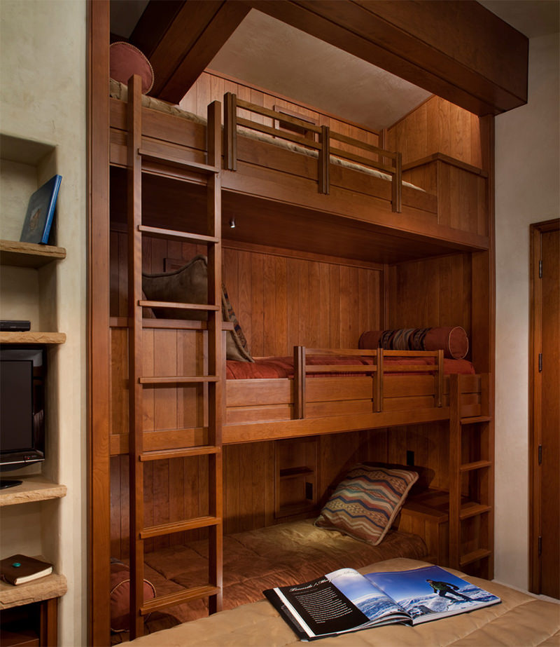 Two Beds In A Small Room
