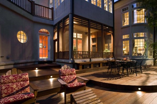 Deck lighting ideas that bring out the beauty of the space aloadofball Gallery