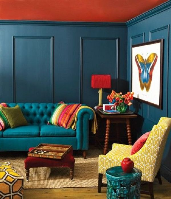 Colorful Rooms With A View: Triadic Color Scheme: What Is It And How Is It Used?