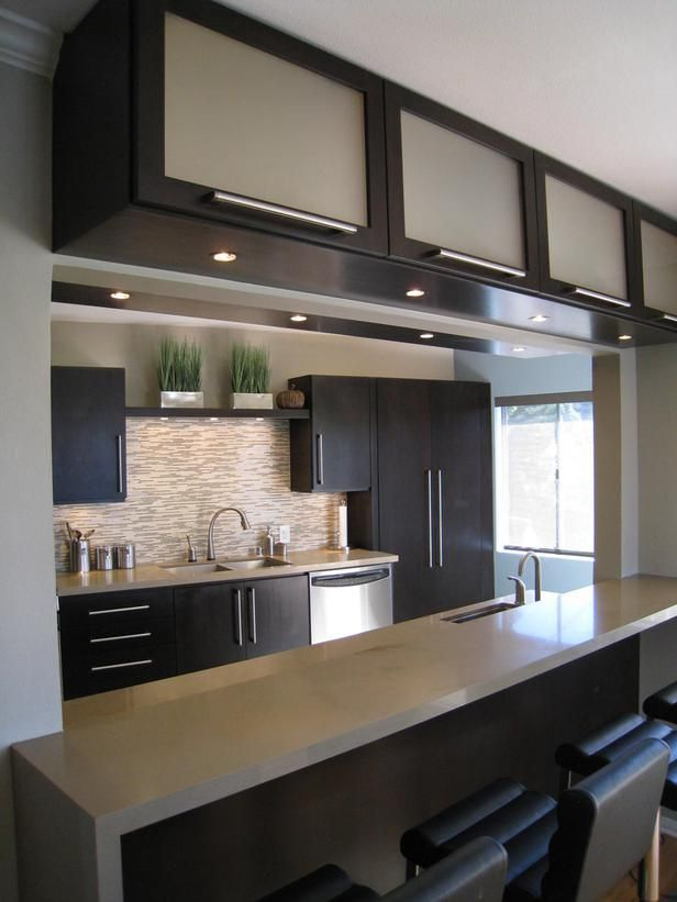 Contemporary Kitchen Cabinets contemporary kitchen cabinets for a posh and sleek finish