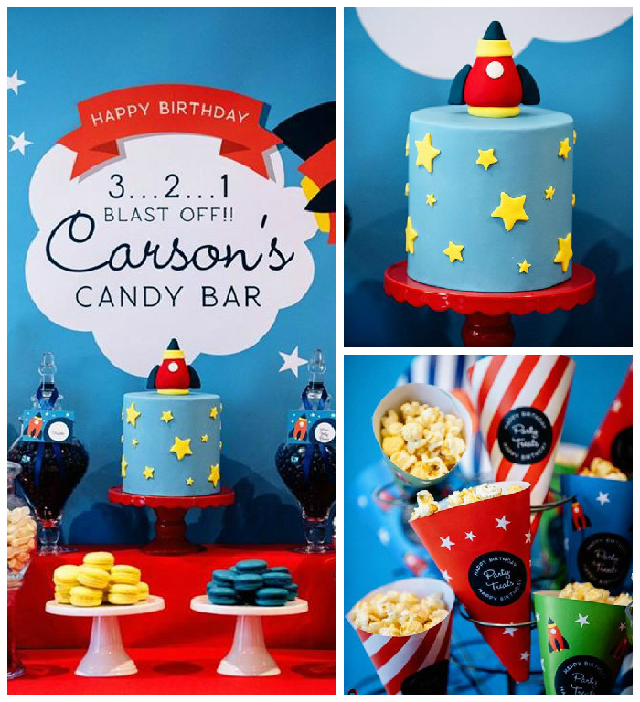 Stylish Fun Birthday Party Ideas For Little Boys