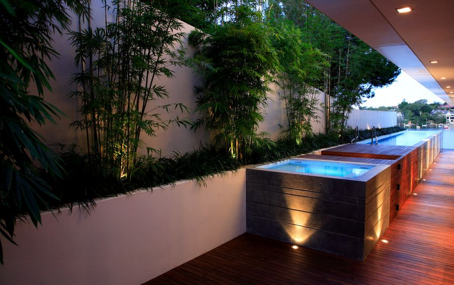 Lap Swimming Pool Designs Extraordinary The Benefits Of Lap Pools And Their Distinctive Designs Review