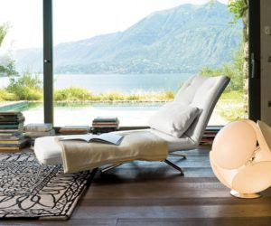 Modern Indoor Chaise Lounges Invite You To Lie Back And Relax