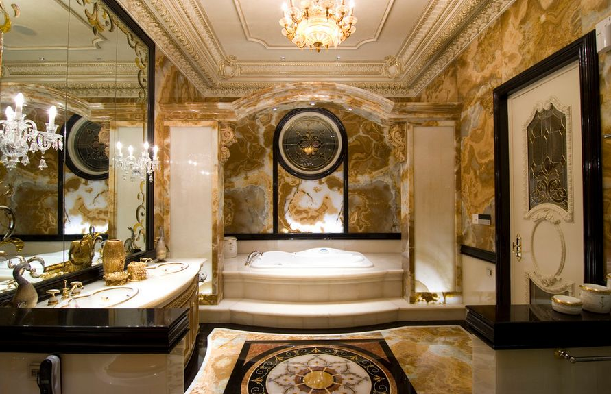 Luxury Bathroom Pictures Adorable The Defining Design Elements Of Luxury Bathrooms Design Ideas
