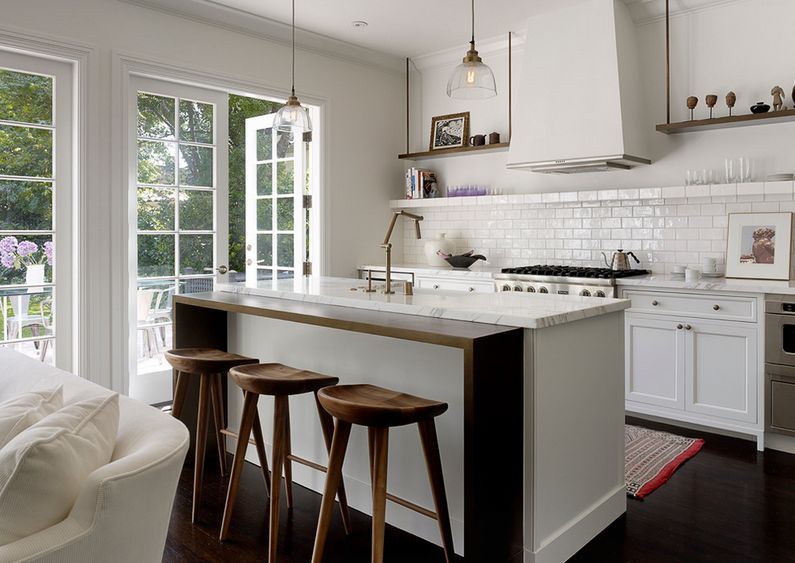 Beautiful Guide To Choosing The Right Kitchen Counter Stools