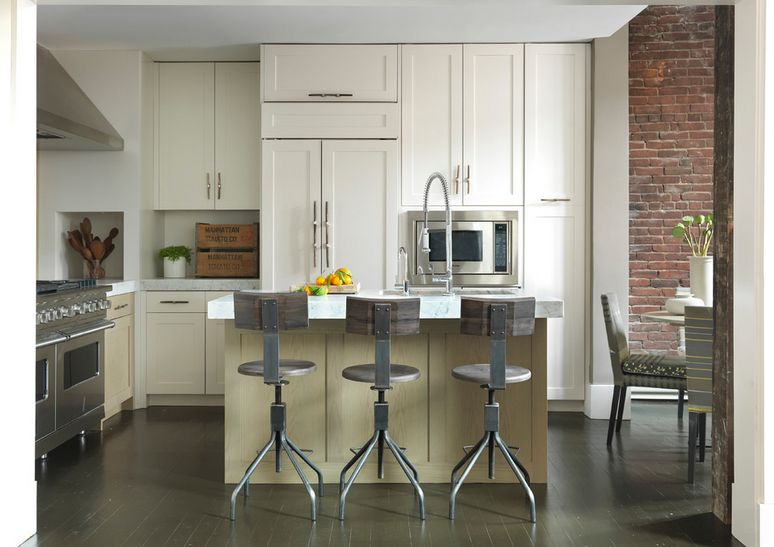 Industrial Kitchen Stools Part - 49: Choose The Style.