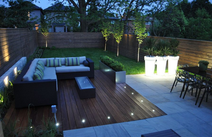 deck lighting ideas that bring out the beauty of the space - Deck Ideen Design