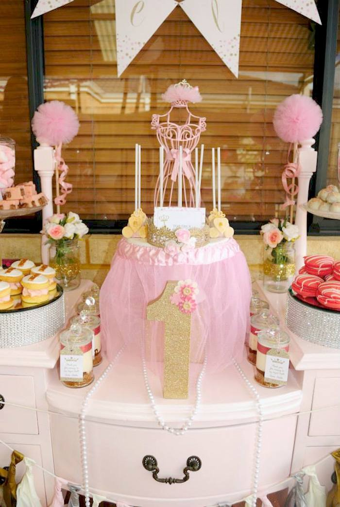 Stylish Amp Fun Birthday Party Ideas For Little Girls