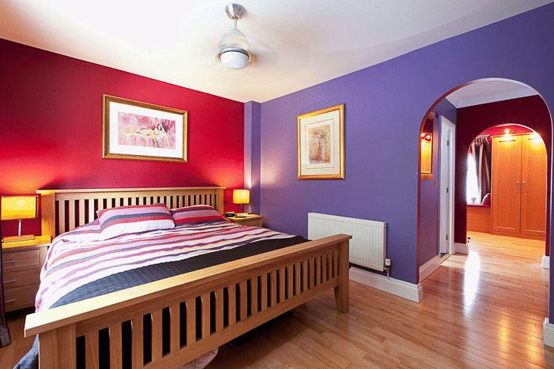 Red Colour Wall: Analogous Color Schemes: What Is It & How To Use It?