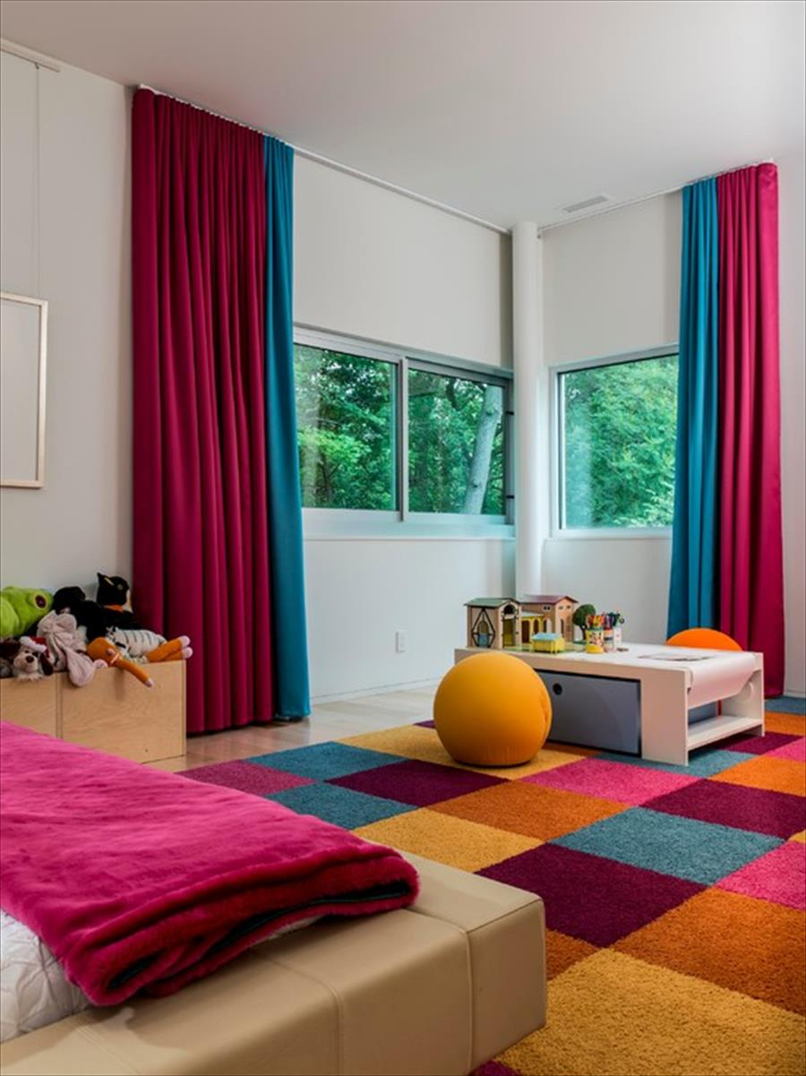 Complementary Colors Interior Design triadic color scheme: what is it and how is it used?