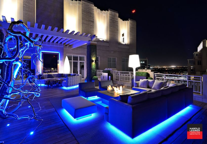 deck lighting ideas that bring out the beauty of the space - Deck Lighting Ideas