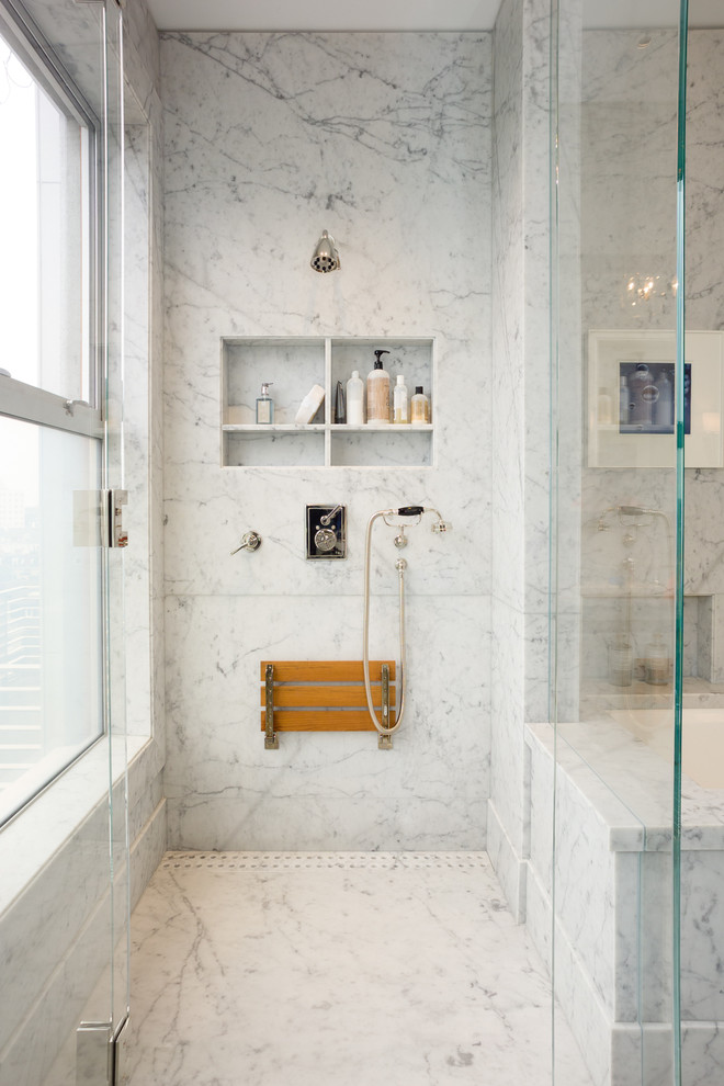 Perfect How To Make Shower Niches Work For You In The Bathroom