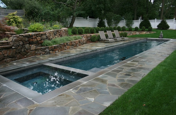 View in gallery - The Benefits Of Lap Pools And Their Distinctive Designs