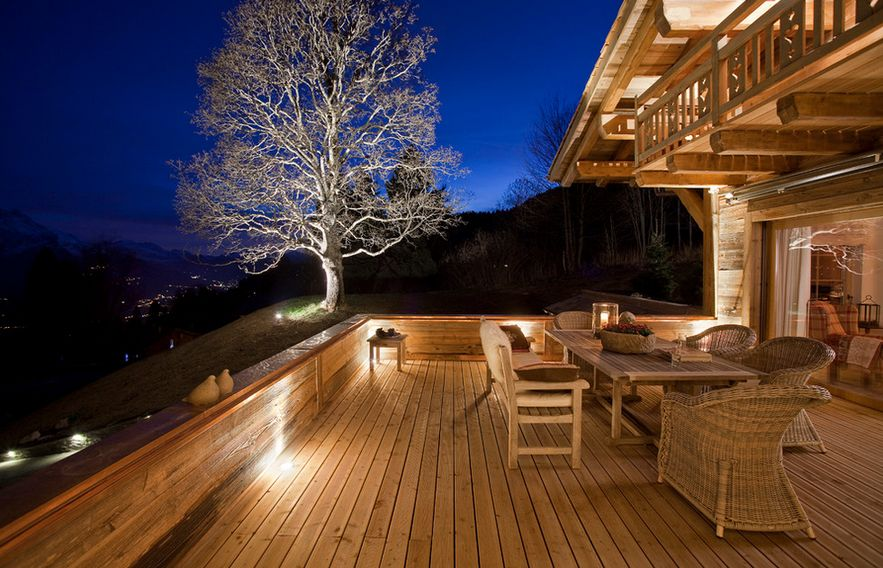 deck lighting ideas. home decorating trends u2013 homedit deck lighting ideas a