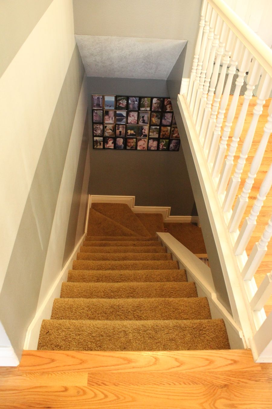 Lovely For Installing A Runner On The Stairs: