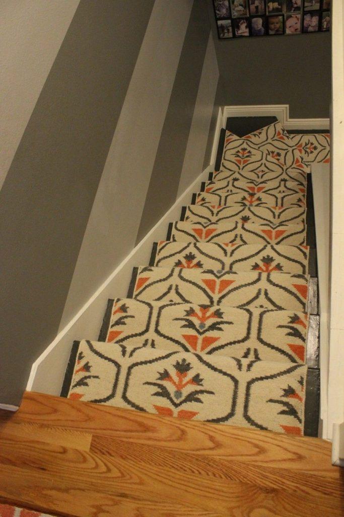 how to install carpet