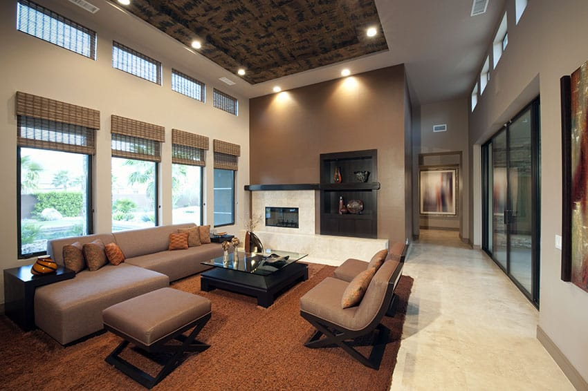 tray ceiling Accent Tray Ceiling