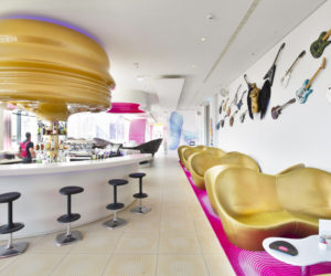 Nhow Hotel Berlin Reflects Changes In The City's Music Industry