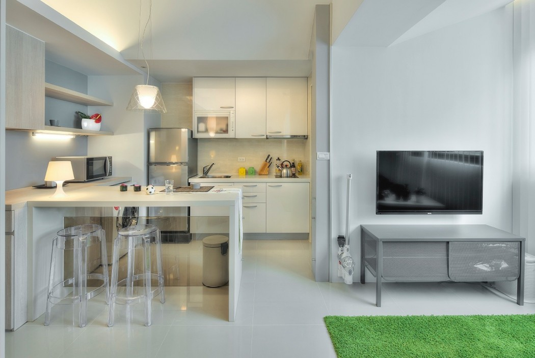 Cloud Pen Studio Apartment Kitchen2