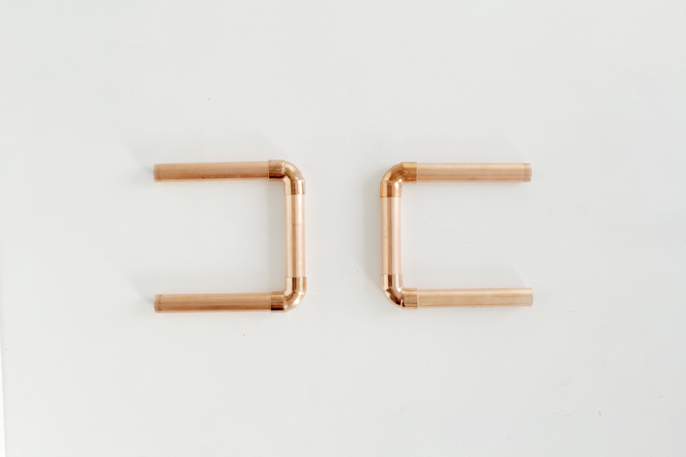 Copper Magazine Holder 8