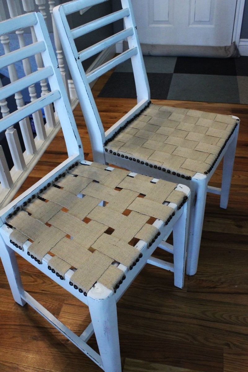 diy chair diy jute chair seat give an chair new purpose 535