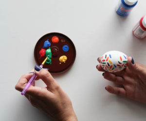 20 Out Of The Box Easter Egg Decorating Ideas
