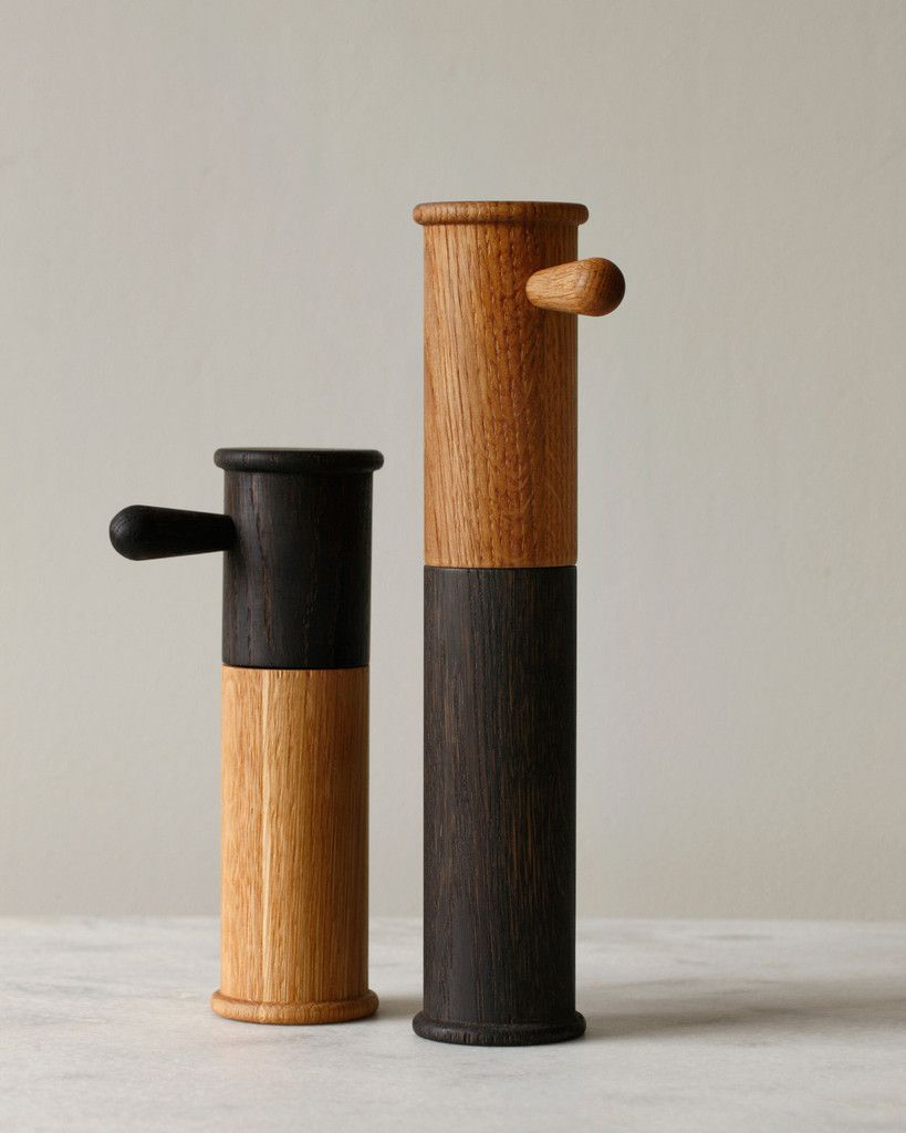 Salt And Pepper Grinders That Spice Up Your Kitchen