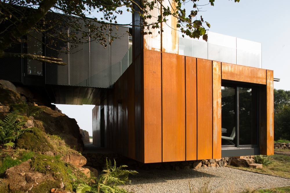 Irish-container-home-closeup-view