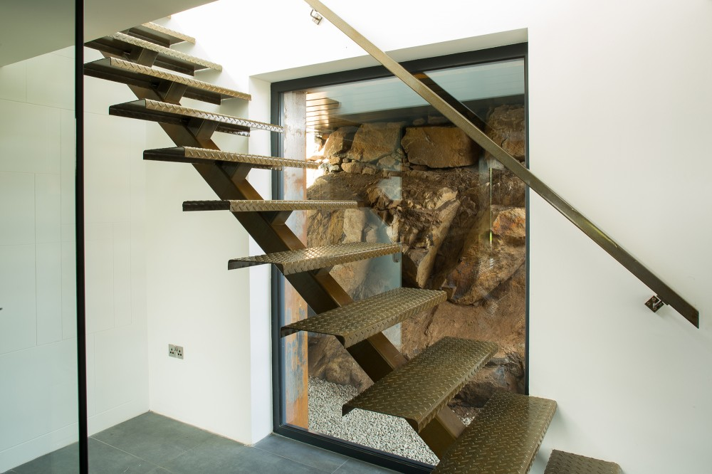 Irish-container-home-staircase