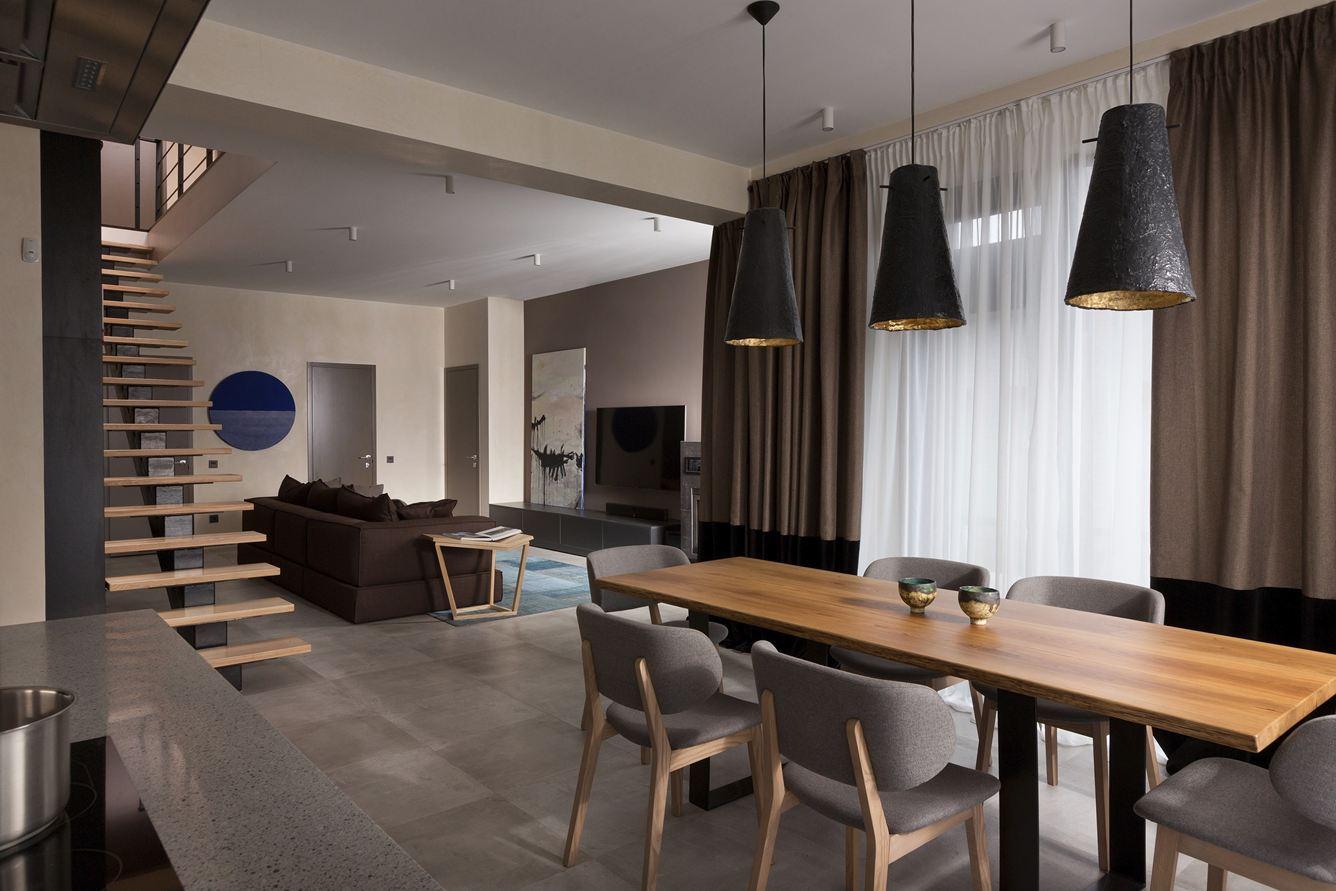 Kiev-residence-dining-area