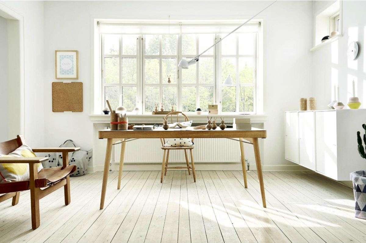 Gorgeous ways to incorporate scandinavian designs into for Table inspiration scandinave