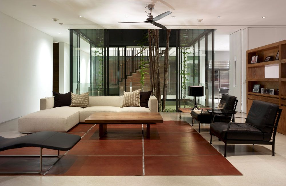Modern Design Living Room 2 Cool Design