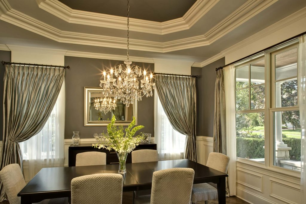 tray ceiling Tiered Molding Tray Ceiling