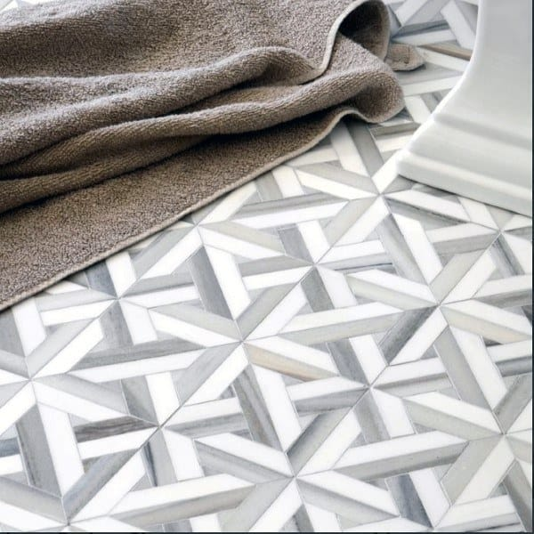 Use Tiles With a Classy Pattern
