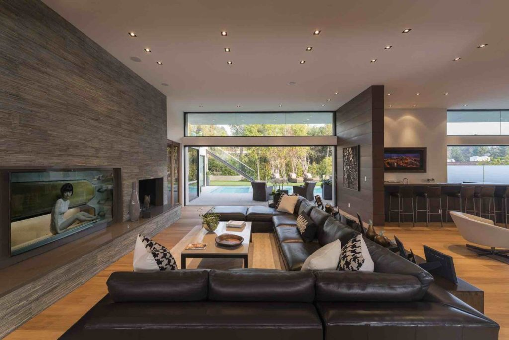 Living At Home De 51 modern living room design from talented architects around the