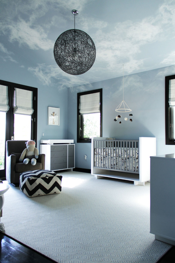 When Clouds Sneak Into Our Homes U2013 Bright Décor Ideas