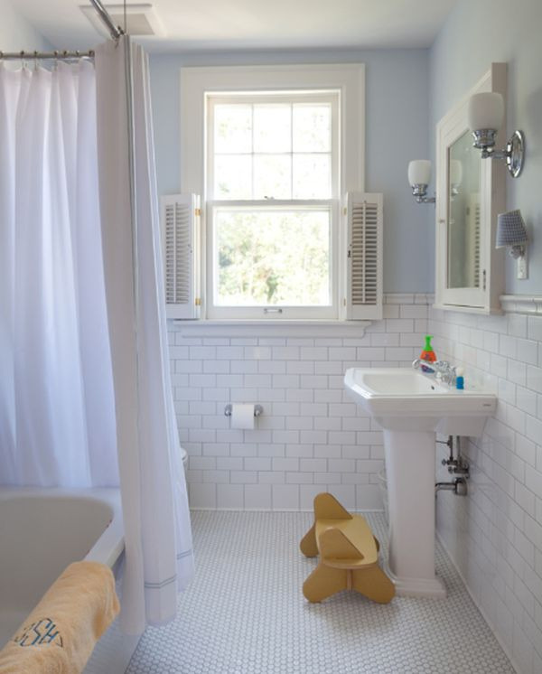 white bathroom ideas photo gallery. 2  Hexagon View In Gallery Small 20 Functional Stylish Bathroom Tile Ideas