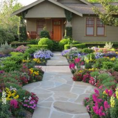 Dos and don ts of front yard landscape for Beautiful yard landscapes