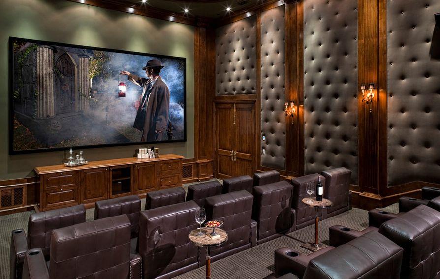 Media Room Designs.