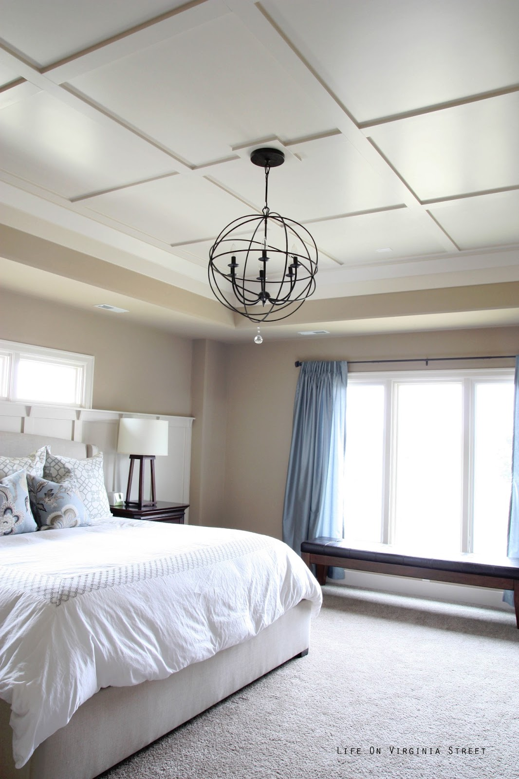 Tray Ceilings: 10 Stylish And Unique Tray Ceilings For Any Room